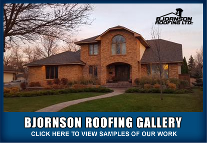 winnipeg roofing gallery